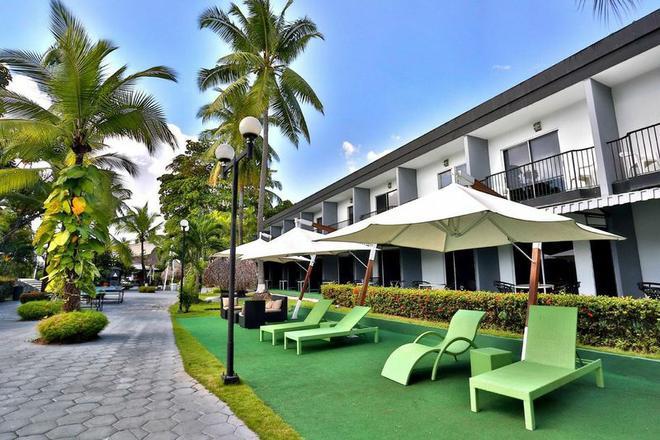 Riande Aeropuerto Hotel & Casino - Thành phố Panama - Toà nhà