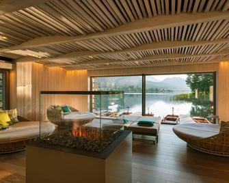 Strandhotel am Weissensee - Weissensee - Living room