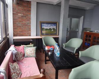 Hotel Corbelli - Pondicherry - Resepsjon