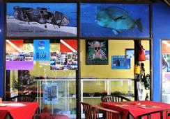 La Bila Dive Resort Amed - Amlapura - Nhà hàng