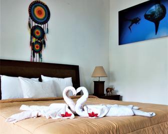 La Bila Dive Resort Amed - Amlapura - Bedroom