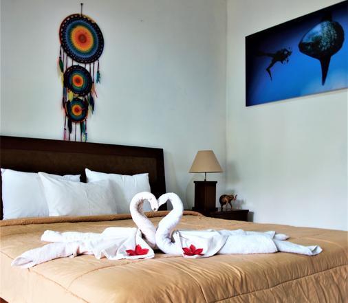 La Bila Dive Resort Amed - Amlapura - Phòng ngủ