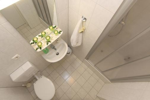 柏林波茨坦霍夫酒店 - 柏林 - 柏林 - 浴室