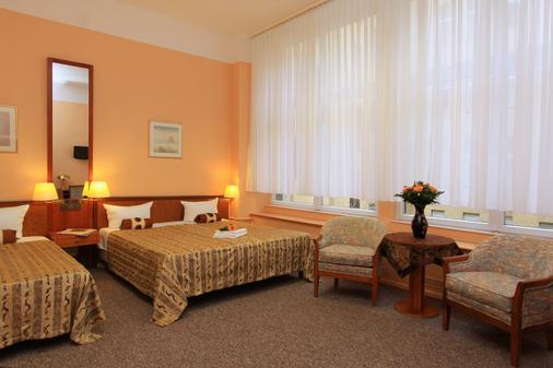 柏林波茨坦霍夫酒店 - 柏林 - 柏林 - 臥室