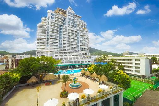 Andaman Beach Suites Hotel - Bãi biển Patong - Toà nhà
