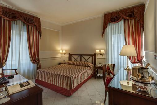 Palazzo Cardinal Cesi - Rooma - Makuuhuone