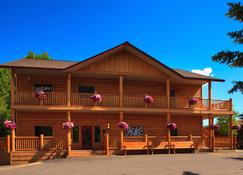 Cowboy Village Resort - Jackson - Edificio