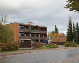 Hotelli Anna Kern - Imatra - Edificio