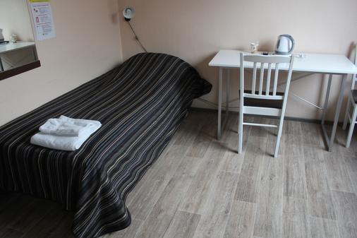 Hotelli Anna Kern - Imatra - Bedroom
