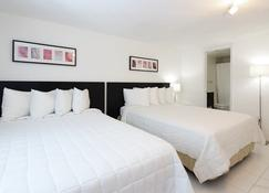 New Point Miami Beach Apartments - Miami Beach - Bedroom