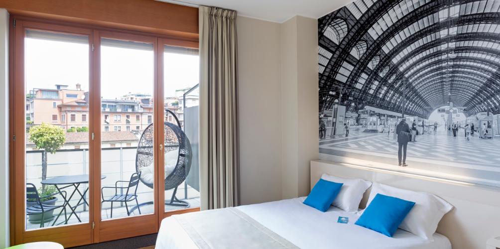 B B Hotel Milano Sant Ambrogio Milan Compare Deals