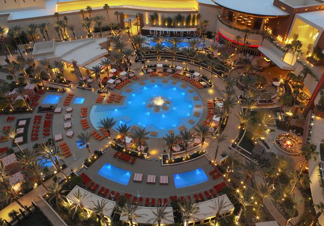 Red Rock Casino, Resort and Spa - Las Vegas - Uima-allas