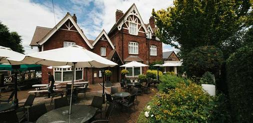 The Forest Hotel - Solihull - Rakennus