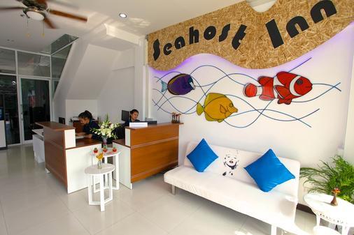 Sea Host Inn - Karon - Lễ tân