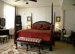 Rose Manor Bed & Breakfast - New Orleans - Bedroom