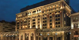 The Ritz-Carlton, Moscow - Moscú - Edificio