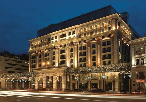 The Ritz-Carlton, Moscow - Moscow - Building
