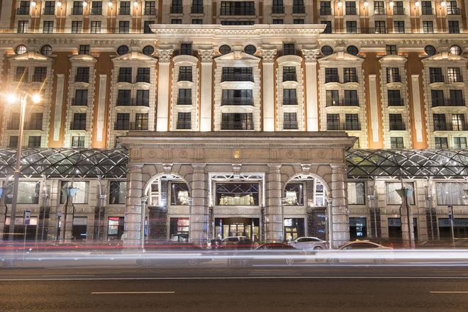 The Ritz-Carlton, Moscow - Moscow - Building