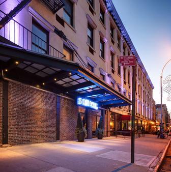 尚豪酒店 - 紐約 - 紐約 - 建築