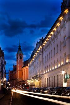 Grand hotel Union - Ljubljana - Toà nhà