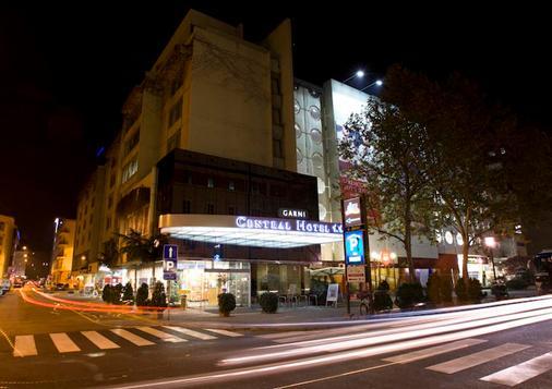 Central Hotel - Ljubljana - Rakennus