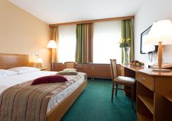 Central Hotel - Ljubljana - Makuuhuone