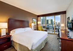 Wyndham San Diego Bayside - San Diego - Phòng ngủ