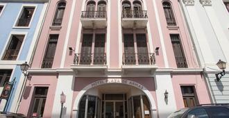 호텔 플라자 데 아르마스 올드 산후안 - 산후안 - 건물