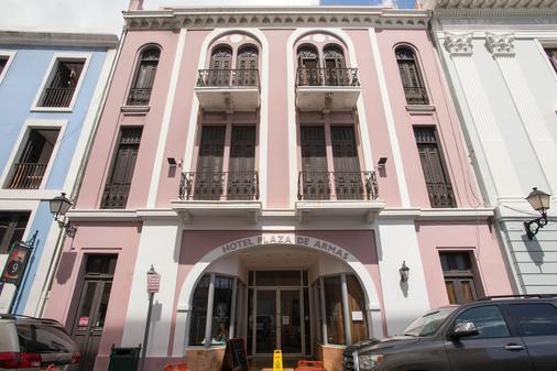Hotel Plaza De Armas Old San Juan - San Juan - Rakennus