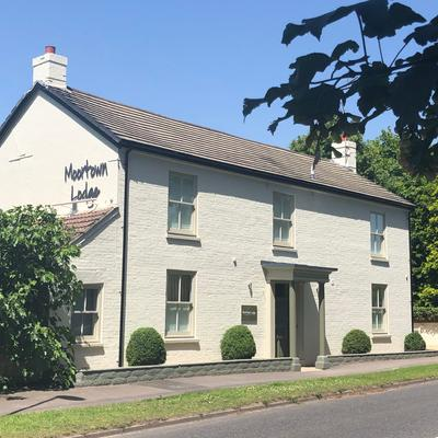 Moortown Lodge B&B - Ringwood - Building