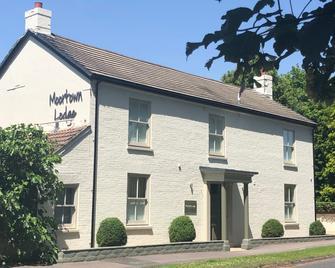Moortown Lodge 1760 - Ringwood - Gebäude