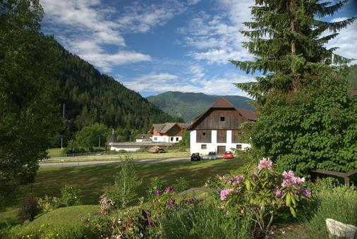 Hotel OTP Birkenhof - Bad Kleinkirchheim - Outdoor view