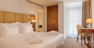 Hotel Premium Porto Downtown - Πόρτο - Κρεβατοκάμαρα