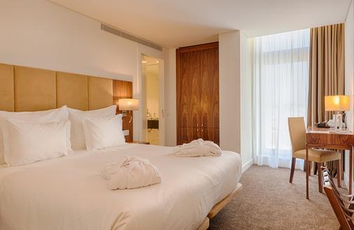 Hotel Premium Porto Downtown - Porto - Bedroom