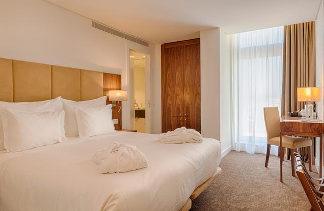 波爾圖市中心頂級酒店 - 波多 - 波多 - 臥室
