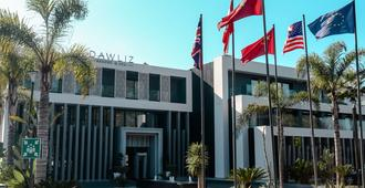 Dawliz Rabat Resort & Spa - Rabat - Building