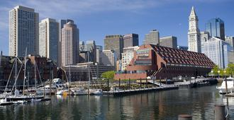 Boston Marriott Long Wharf - Boston - Bygning