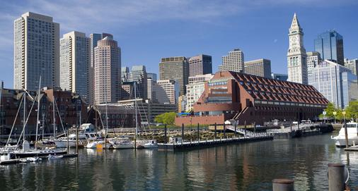 Boston Marriott Long Wharf - Boston - Rakennus