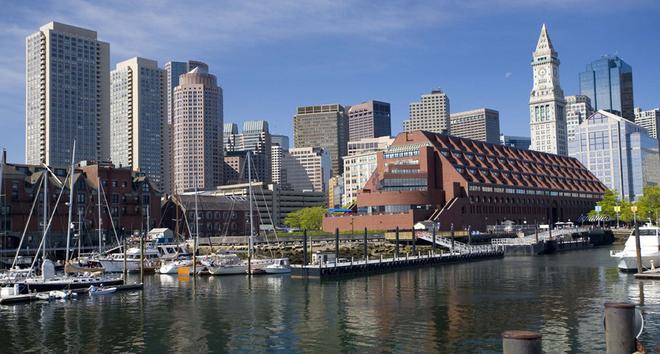 波士頓長碼頭萬豪酒店 - 波士頓 - 波士頓 - 建築