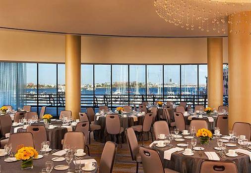 Boston Marriott Long Wharf - Boston - Banquet hall
