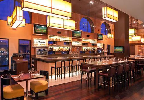 Boston Marriott Long Wharf - Boston - Bar