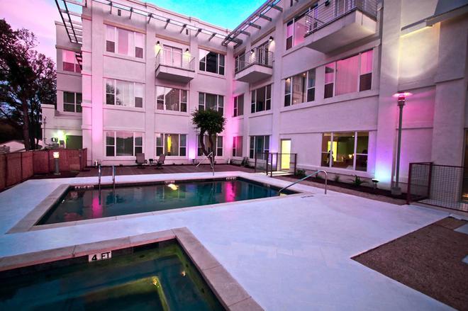 卡蘇洛酒店 - 奥斯汀 - 奧斯汀 - 游泳池