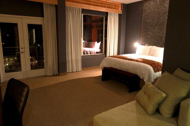 卡蘇洛酒店 - 奥斯汀 - 奧斯汀 - 臥室