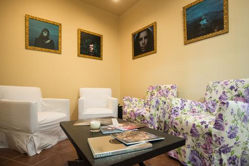 Sé Boutique Hotel - Funchal - Living room