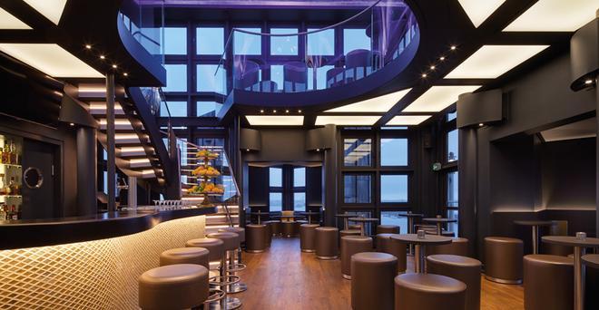 Hotel Hafen Hamburg - Hambourg - Bar