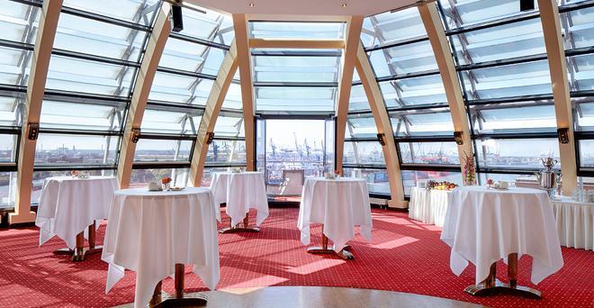 Hotel Hafen Hamburg - Hambourg - Salle de banquet