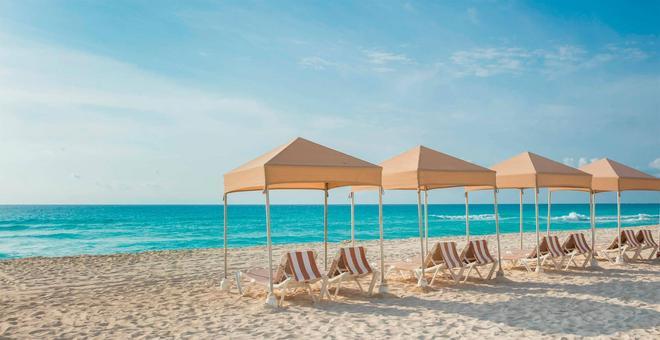 Crown Paradise Club Cancun - Cancún - Bãi biển