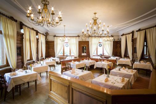 Posthotel Rossle - Gaschurn - Dining room