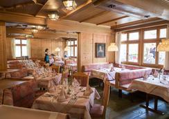 Posthotel Rossle - Gaschurn - Restaurant