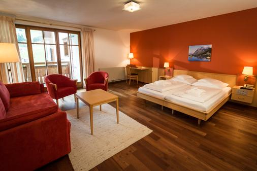 Posthotel Rossle - Gaschurn - Bedroom